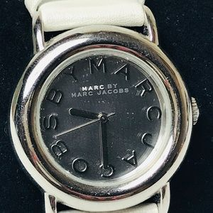 Marc By Marc Jacobs Henry Letter Dial Watch #20